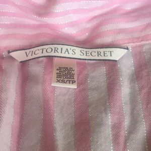Victoria's Secret Intimates & Sleepwear - Victoria secret long sleeve sleep romper